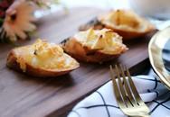 Mách bạn cách làm món bánh mì bơ thơm ngậy đổi vị cho bữa sáng