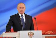 Ông Putin tuyên thệ nhậm chức nhiệm kỳ 4