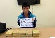 9X bán 10 bánh heroin lao xe vào cảnh sát