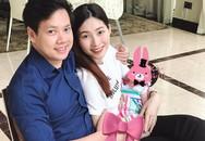 Hoa hậu Đặng Thu Thảo bất ngờ khoe con nhân ngày sinh nhật ông xã đại gia