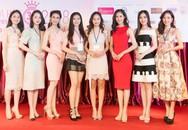 Hoa khôi Ngoại thương từng nặng 90 kg vào chung khảo Hoa hậu VN