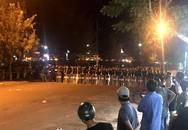 99 người quá khích bị tạm giữ trong đêm thứ 2 gây rối ở Bình Thuận