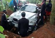 Con trai tậu xe BMW gần 90.000 USD để chôn cất bố