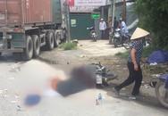 Tự ngã ra đường, nam thanh niên bị xe tải cán chết thương tâm