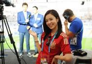 Nữ MC Hàn Quốc từng 'gây thương nhớ' tại World Cup 2014 giờ ra sao?