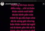Đây là lí do khiến Phạm Hương quyết định không còn sử dụng Facebook