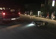 Nghệ An: Va chạm với xe biển xanh, một người tử vong