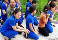 Thông tin mới nhất vụ nhiều giáo viên mầm non quỳ ở Nghệ An