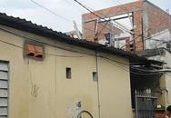 Thanh niên nghi ngáo đá cố thủ trên mái nhà 3 giờ