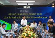 BIDV chung tay để Quảng Bình cất cánh