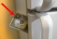 Chỉ cần nhét một tờ giấy vào khe cửa tủ lạnh, bạn có thể tiết kiệm tiền điện đáng kể cho nhà mình ngay tháng này
