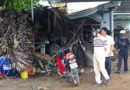 Xe tải tông sập quán cà phê, nhiều người thoát chết