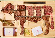Đã mắt với hộp cơm thịt bò Nhật giá 64 triệu đồng