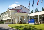 Trong khi tuyển Đức chán nản vì chỗ ở thì tuyển Pháp lại được ở khách sạn tốt nhất nước Nga
