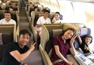 Cường Đô La lần đầu đăng ảnh du lịch với Thu Trang, Subeo