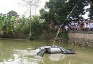 Tài xế gọi điện cầu cứu trước khi tử vong trong ô tô dưới ao là cán bộ Sở Giao thông