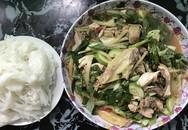 Tiệm gỏi măng gà hương vị 'như nhà làm' ở Thanh Hóa
