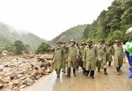 Lai Châu: Vẫn còn 12 người mất tích do lũ cuốn, đá vùi