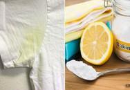 Áo mặc cả năm vẫn trắng như mới nhờ 5 cách tẩy vết ố vàng trên áo nhanh mà sạch