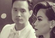 Khoảnh khắc Kim Lý say sưa ngắm nhìn Hà Hồ trong sự kiện