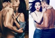 """3 Hoa hậu Việt có """"cảnh nóng"""" thiêu đốt màn ảnh"""