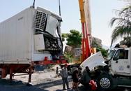 Phụ lái bị tông chết khi dừng xe kiểm tra lốp trên quốc lộ
