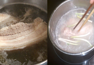 Những cách ăn thịt lợn ảnh hưởng nghiêm trọng tới sức khỏe cần bỏ ngay