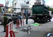 Người phụ nữ tử vong sau va chạm với xe rác