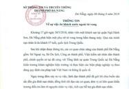 Nữ du khách Trung Quốc tử vong trong thang máy khách sạn ở Đà Nẵng