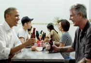 Ông Obama: 'Ghế nhựa thấp, bún tuy rẻ mà ngon và bia Hà Nội mát lạnh. Tôi sẽ nhớ về Tony như thế!'