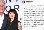 Bạn gái sốc nặng sau cái chết của đầu bếp Anthony Bourdain