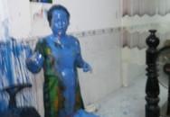 Công an xác minh vụ nữ giám đốc bị kẻ lạ mặt dội sơn vào người