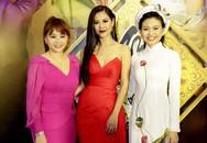 Lê Giang cùng con gái Lê Lộc mừng Nam Thư ra mắt phim mới