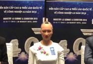 Chuyện thú vị phía sau robot Sophia