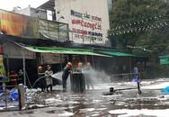 Hà Nội: Quán bia hơi bất ngờ cháy, một nạn nhân tử vong