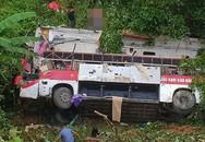 Xe khách giường nằm lao xuống vực, 4 người chết
