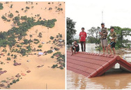Ít nhất 19 thi thể được tìm thấy trong vụ vỡ đập thủy điện ở Lào