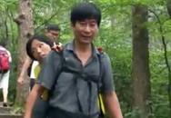Chồng địu vợ bệnh tật đi khắp Trung Quốc