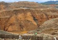 27 người nghi mất mạng trong vụ sạt lở mỏ khai thác đá quý