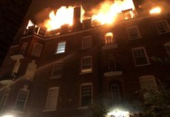 Lại cháy chung cư dữ dội tại thủ đô London của Anh