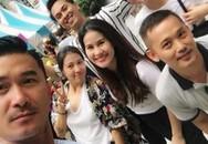 Hà Tăng khoe nhan sắc rạng rỡ trên đất Thái cùng hội bạn thân 10 năm