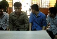 Đánh chết người pha đèn xe vào mặt, bốn 9X 'kéo' nhau vào tù