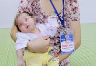 Bé gái chào đời bị tắc tá tràng bẩm sinh