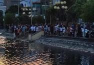Một phụ nữ trẻ tuổi tự tử tại hồ chùa Bầu, nhiều người nhảy xuống cứu nhưng bất thành