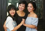 Những cô con gái nhà sao Việt sớm ra dáng thiếu nữ xinh đẹp