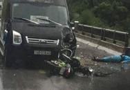 Bị xe khách đâm trực diện, nam thanh niên chết thảm