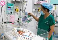 Cấp cứu kịp thời trẻ sinh cực non nguy kịch ở bệnh viện thành phố