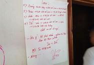 Bức ảnh lịch nhắc chơi với con trong 'mật đạo' của trùm ma túy ở Lóng Luông khiến nhiều người bất ngờ