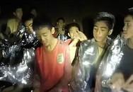 Đội bóng nhí Thái Lan mắc kẹt hỏi kết quả World Cup
