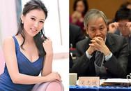 Á hậu 9X Hong Kong bị chê cười vì cưới đại gia tuổi U70